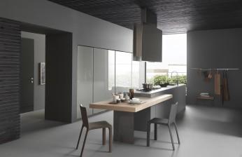 Catalogo cucine modulnova centrocucine di full - Plan de travail avec table coulissante ...