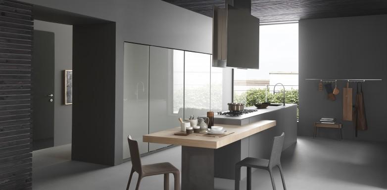 centrocucine bergamo  cucine moderne con isola e penisola, Disegni interni