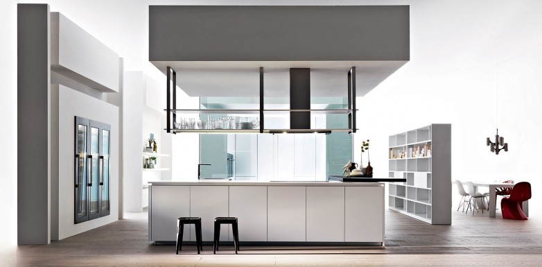Awesome cucine moderne isola photos - Centro cucine usmate ...