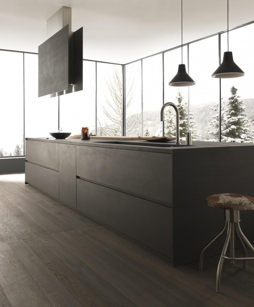 Cucina modulnova blade centrocucine di full centro cucine - Centro cucine usmate ...
