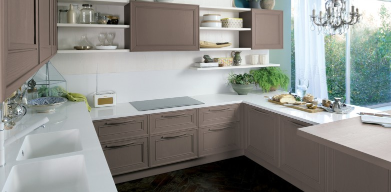 Cucina Veneta Cucine Elegante | CENTROCUCINE di FULL ...