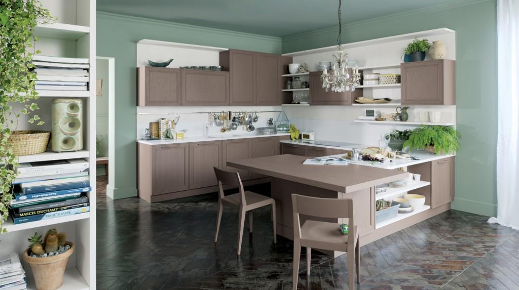 Cucina Veneta Cucine Elegante   CENTROCUCINE di FULL   Centro cucine