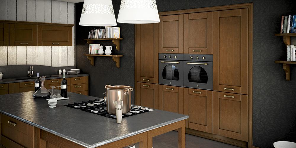 Perch accontentarti di una cucina tradizionale quando puoi averne una straordinaria - Cucine meravigliose ...